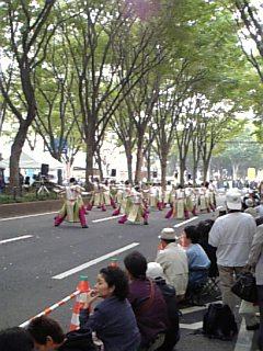 パレードコース