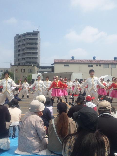 東札幌スタート