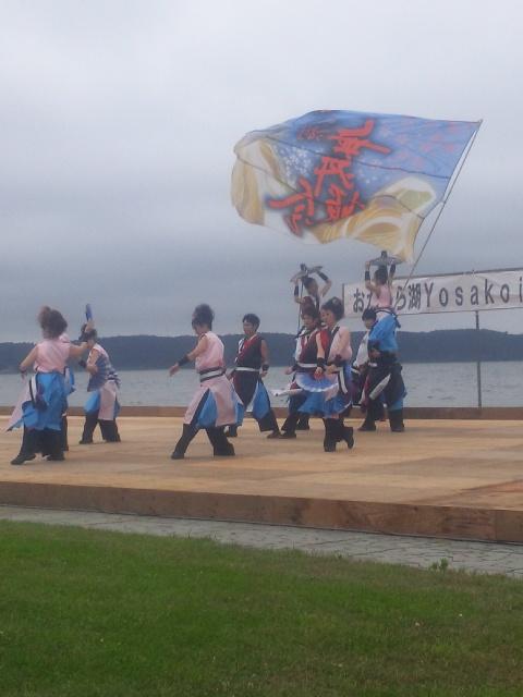 彩湖舞姫会